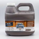 Fence Guard Cocoa Brown 1.5 Gallon