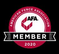 American Fence Association (AFA) Member 2020